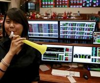 Stock markets globally start 2018 on cheerful note; bond yields rise