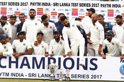 No laughing matter for India in tired Sri Lanka 'rivalry'