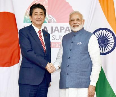 'It's a beginning of new era for Japan-India relationship'