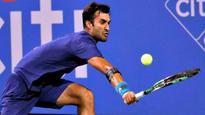Maharashtra Open: Yuki Bhambri squanders chances to go down to Pierre-Hugues Herbert