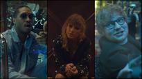 WATCH: Taylor Swift, Future, and Ed Sheeran are living the life in 'End Game' video