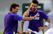 Indian legend backs Kohli to break Sachin's record