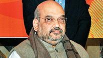 Amit Shah gives mantra for upcoming polls