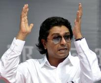 Raj Thackeray booked for violence