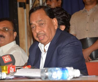 Narayan Rane joins BJP-led NDA