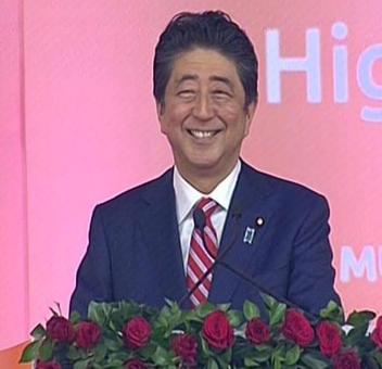 Jai Japan, Jai India: Abe