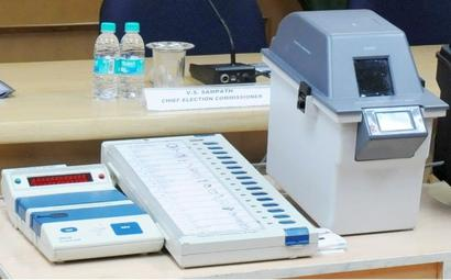 EC to use paper trail machines in all future polls