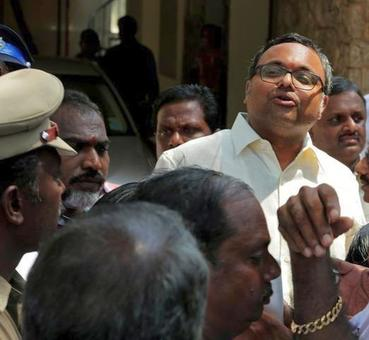 'Illegal, mala fide': Karti on CBI summons in Aircel Maxis case