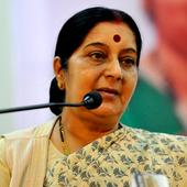 Sushma Swaraj tweets her disapproval of B Sriramalu's entry into BJP