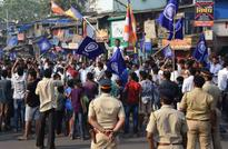 Over 100 protesters detained as Mumbai remains tense
