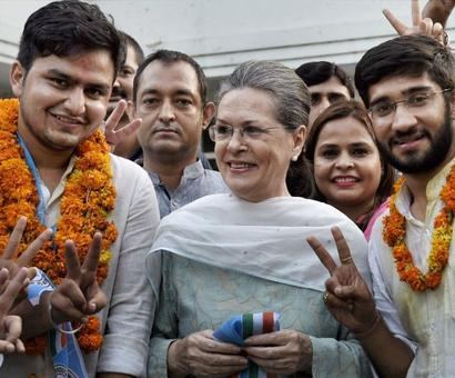 NSUI makes comeback in DUSU polls, bags president, VP posts