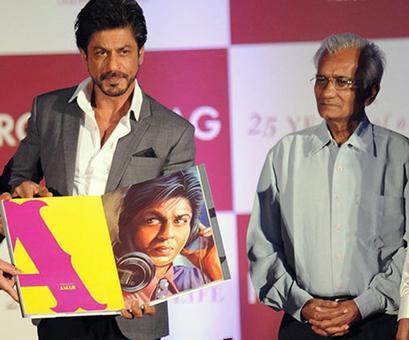 'Kabhi Haan Kabhi Naa worked because of Shah Rukh Khan'