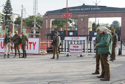Sunjwan attack: Police appeals to public not to throng encounter site