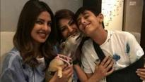Sonali Bendre, Priyanka Chopra chill together with their 'babies' in NYC