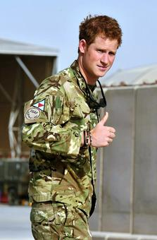ISIS challenges Prince Harry to a fight in new video