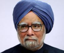 Manmohan Singh using Assam for political advantages: BJP