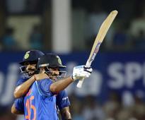 Future is bright, says Rohit Sharma