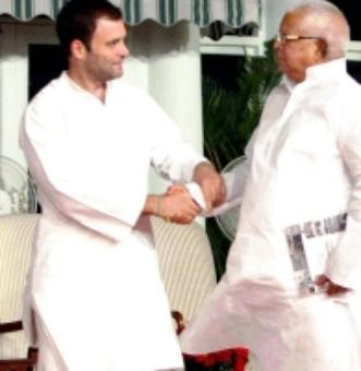 Lalu brokers Bihar deal: 11 seats for Congress, 28 for RJD