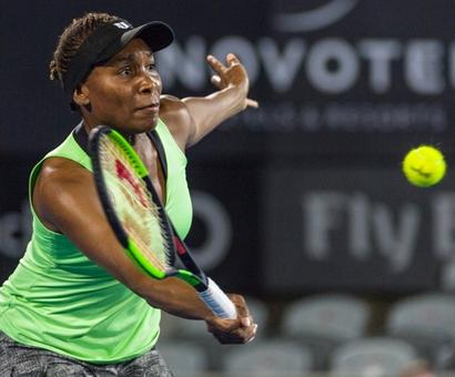 Tennis Roundup: Defending champ Konta, Williams exit Sydney International