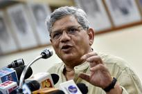 'Jumlas' and slogans don't fill stomach: Yechury slams Centre