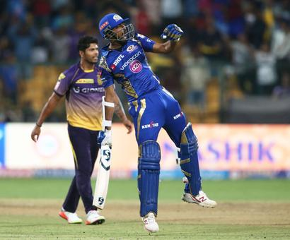 PHOTOS: Clinical Mumbai Indians thrash KKR to enter IPL final