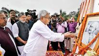 On Gandhi Jayanti, Nitish vows to eliminate dowry, child marriage from state in 2 years