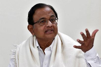 ED attachment a 'crazy mix of falsehoods': P Chidambaram