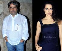 Vishal Bhardwaj opens up on Kangana Ranaut's bad phase - News