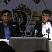 Anand vs Carlsen: Third game drawn