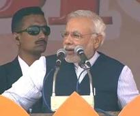 Narendra Modi hits back at Sonia Gandhi, says Congress, not BJP, sowing seeds of poison