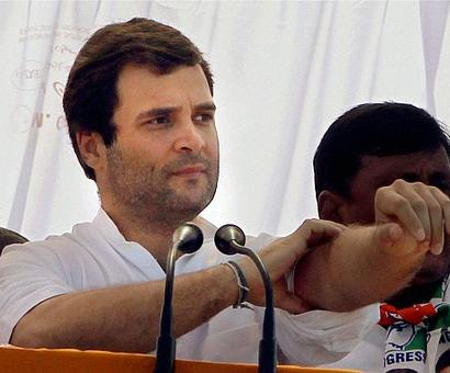 Rahul likely to collect certificate appointing him as Cong chief next week