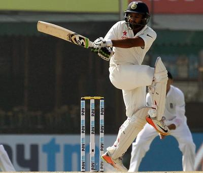 Parthiv, Rahul set to play; Rahane may miss out again