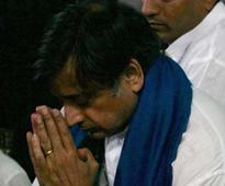 'Shocked' Shashi Tharoor urges swift inquiry into wife Sunanda Pushkar's death