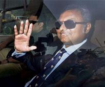 CBI gets three more days to quiz Karti in INX Media case