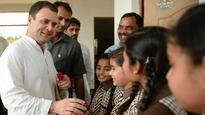 'Ask Modi, Yogi': Rahul Gandhi's response to students on problems in Amethi school