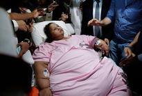 Former world's heaviest woman Eman passes away