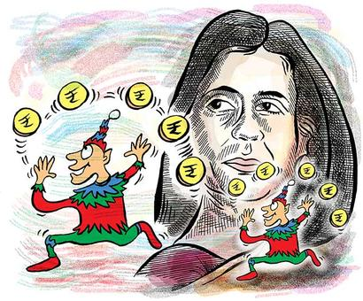 I'm willing to bet there is no case against Chanda Kochhar