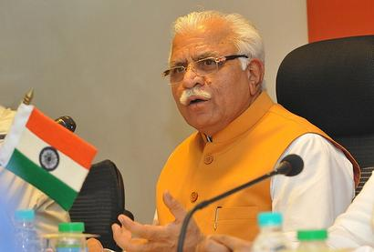 Let's meet anytime, anywhere: Haryana's Khattar takes on Kejriwal