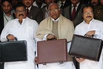 Kharge presents Rail Budget amid din
