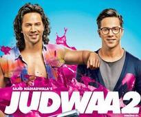 Judwaa 2 Box Office Collection: Varun Dhawan-Taapsee Pannu's movie earns Rs 77.25 crore in 4 days