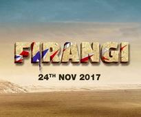 Watch: Kapil KICK-starts the journey of `Firangi` with its motion poster!