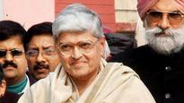 Gopalkrishna Gandhi is united Oppn's choice for VP