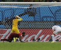 World Cup: Portugal survive as Americans wilt at end in Amazon heat