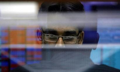 Sensex surges 352 points, Nifty reclaims 10,100-mark
