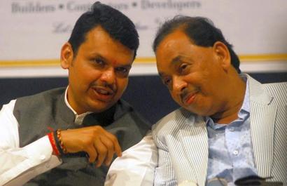 Former Maharashtra CM Narayan Rane's outfit to join NDA