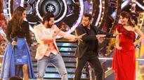 Bigg Boss 11 Grand Premiere: Check out the FIRST pic of Salman Khan, Varun Dhawan and team 'Judwaa 2' on the sets