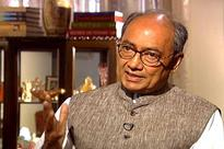 Digvijaya Singh files RS nomination from MP