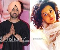 New pair alert: Diljit Dosanjh and Taapsee Pannu to star in a biopic!