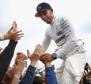 Hamilton could walk away from F1...or maybe not