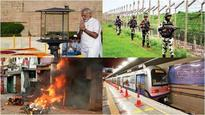Mahatma Gandhi, Kanpur clashes, India checkpoints and Delhi Metro: DNA morning must reads